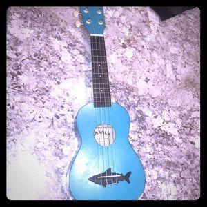Other - Teal blue ukulele
